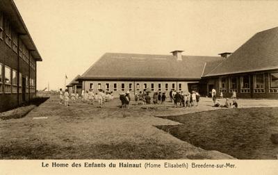 Home des Enfants du Hainaut